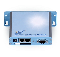 Data Logger SOL Connect Mouse